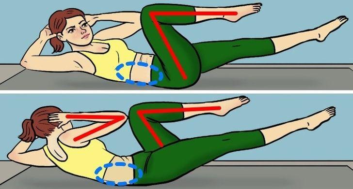 30 दिन में मोटापा पेट कम करने की एक्सरसाइज (8 Best Exercise)
