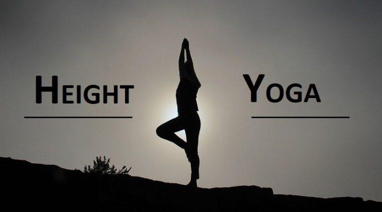 हाइट बढ़ाने के लिए योगा एक्सरसाइज 10 दिन में रिजल्ट देखे