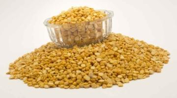 मटर की दाल के फायदे Split Peas In Hindi