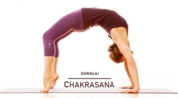 चक्रासन करने का सही तरीका और फायदे Chakrasana In Hindi
